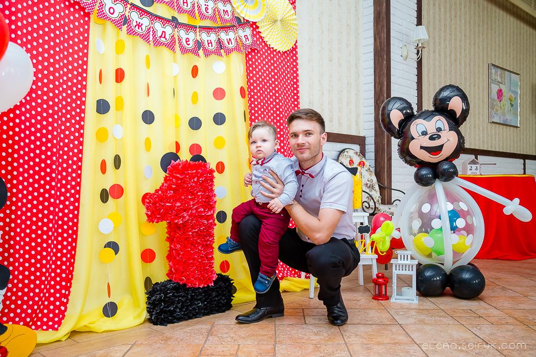Репортажная фотосессия в Измаил. День рождения. Фотограф Елена Сейрик.