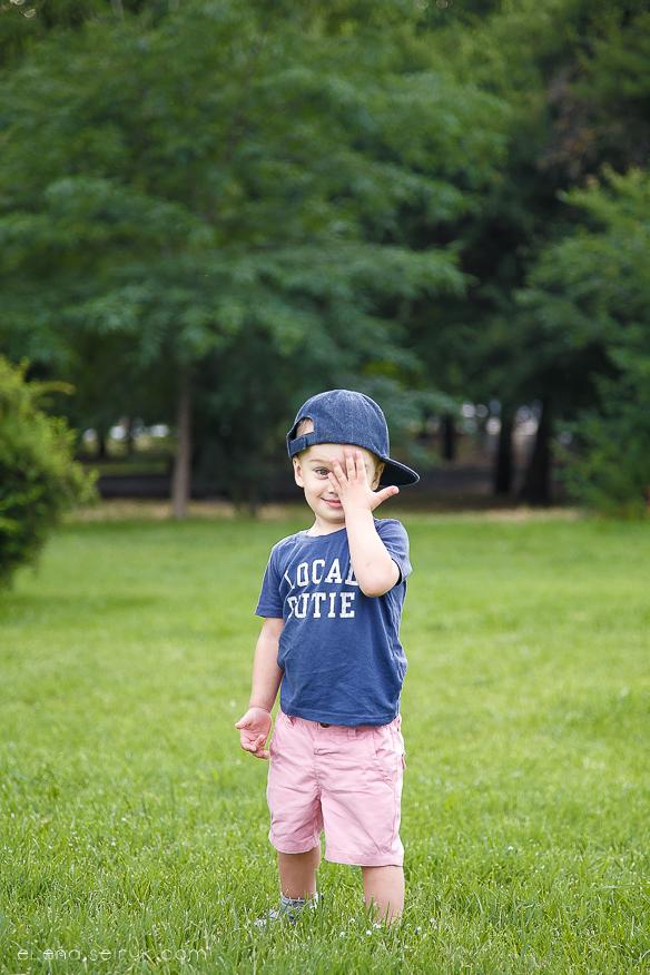 Детская летняя фотосессия в Измаил. Фотограф Елена Сейрик.