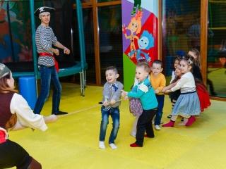 Репортажная фотосессия в Измаил. Детский день рождения. Фотограф Елена Сейрик.