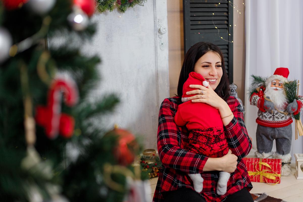 Новогодние Фотопроекты, детская и семейная фотосъемка Измаил. Фотограф Елена Сейрик