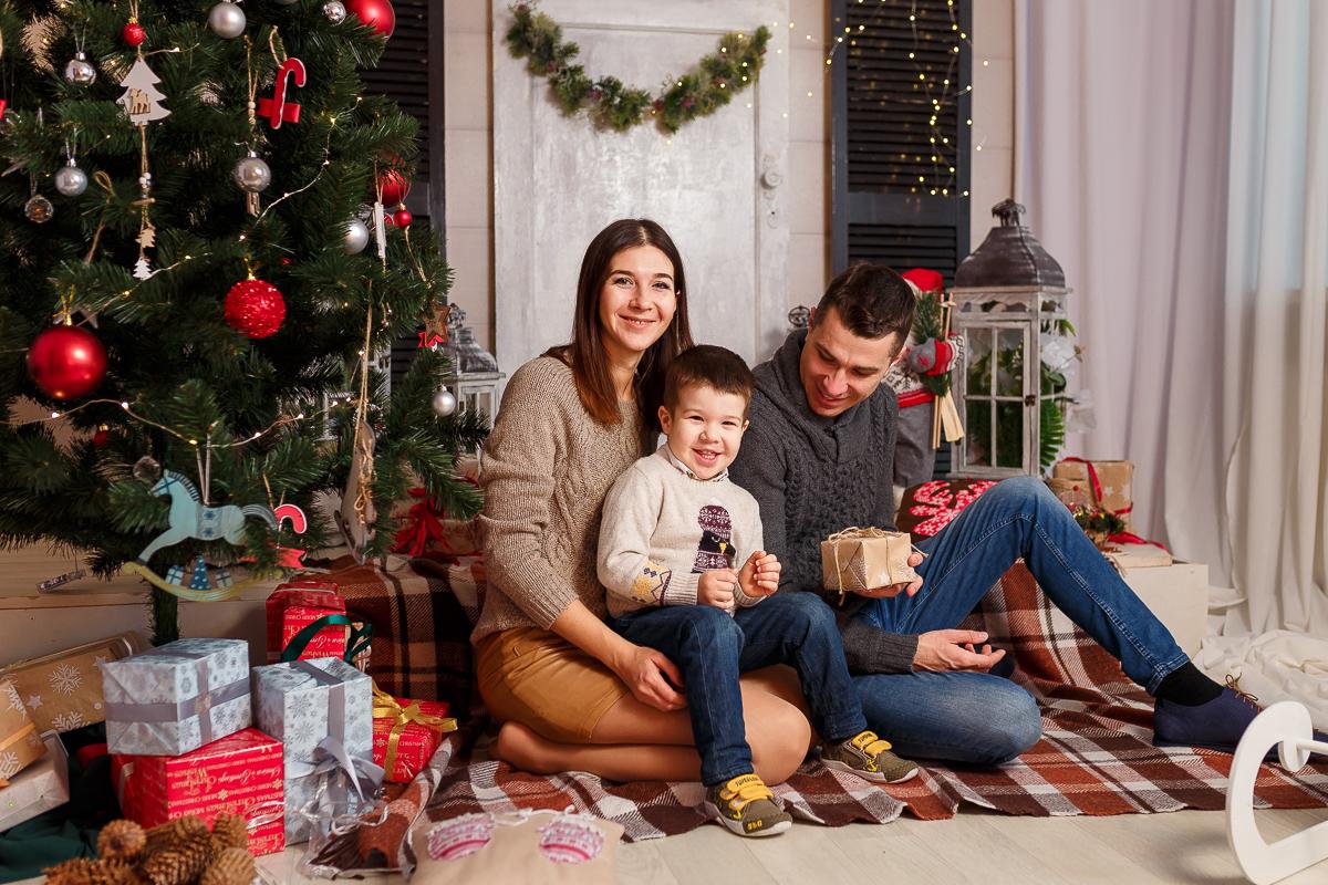 Новогодние Фотопроекты, детская и семейная фотосъемка Измаил
